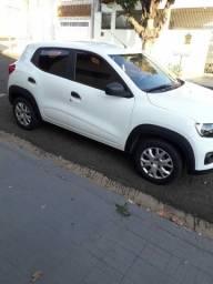 Renault Kwid 2018 1.0 Life Básico muito novo
