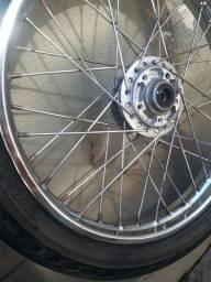 Rodas 150 esd freio a disco