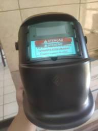 Máscara de solda eletrônica