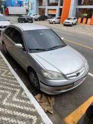 Honda Civic LXL 1.7 completo com GNV