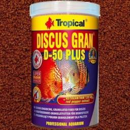 Ração Discus Gran D-50 Plus 132g - Tropical