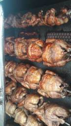 Vendo banco de frango feira