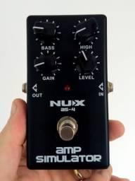 Pedal Amp Simulator NUX AS- 4