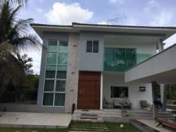 Casa em Cond. Aldeia c/ 300m² 5 Quartos 2 Vagas + Piscina e Gourmet