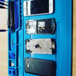 Fazemos manutenção smartphones