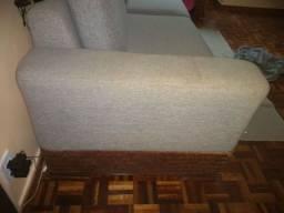 Sofá tecido linho