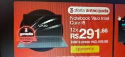 Notebook(particular) na caixa i5,10 geração 8gb