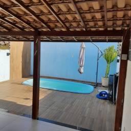 Casa com piscina no Recreio