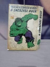 Box 1 Coleção Histórica Hulk