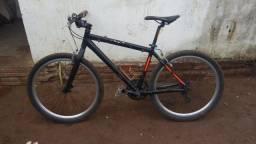 Bicicleta Al completa em bom estado
