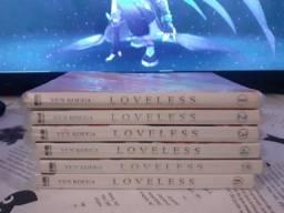 Título do anúncio: Manga Loveless 1 ao 6