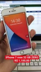 iPhone 7 rose 32gb zero