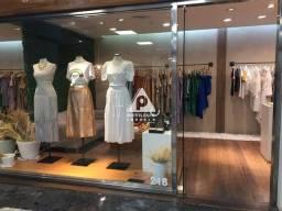 Título do anúncio: Excelente loja comercial em Shopping bem localizado em Ipanema.