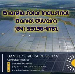 Energia Solar Rio Verde Goiás