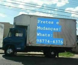 Fretes e Mudanças em Curitiba e Região Metropolitana.