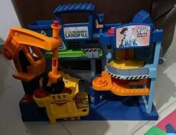 Fábrica de compostagem Toy Story