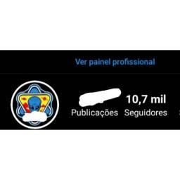 VENDO CONTA DE 10,7K SEGUIDORES INSTAGRAM