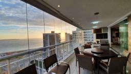 Apartamento na Península com Varanda gourmet/04 Suítes/Frente Mar (TR64188) MKT