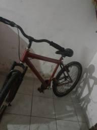 Vendo bicicleta semi-nova