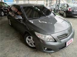 Título do anúncio: Toyota Corolla 2009 1.8 xei 16v flex 4p automático