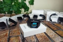Smartchwatch Inteligente Preto Grafitado