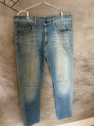 Título do anúncio: Calça Jeans Lewis 501 Strauss masculina