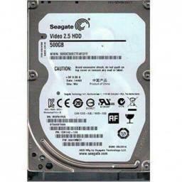 HD seagate 500gb