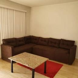 Sofá grande, com camas! Novos
