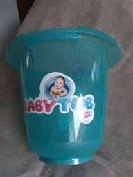 Título do anúncio: Banheira balde BABY TUB