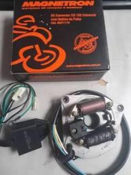 Kit Conversor Cg125 Universal C/Bobina Pulso Magnetron