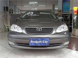 Toyota Corolla SE-G Automático - 1.8 Completo + Banco de Couro