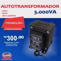 Transformador upsai em cobre 3000va - Entrega Gratis