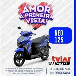 Neo 125 Yamaha / Não seja igual, seja Neo.