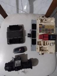 Kit central Stilo 1.8 gasolina Central, code BSI e comutador