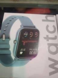 Relógio Watch Smart faz ligação mede pressão