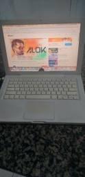 Título do anúncio: Macbook white
