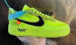 Tênis Nike Air Force 1 Low x Off-White