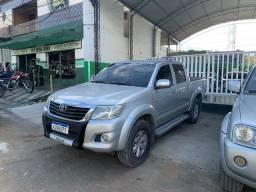 Hilux Sr 2012 2.7 c gnv