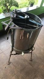 Centrífuga de mel 8 quadros elétrica (adaptada) - 110 V