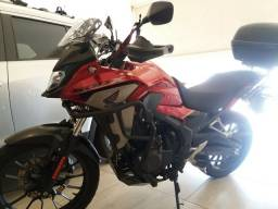 Título do anúncio: Moto CB 500 X  20/20