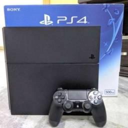 Título do anúncio: Playstation 4 flat 500 g