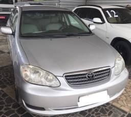 Corolla XLi ano 2008