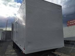 Furgão Baú Carga Seca Truck (Cód. 54)