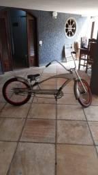 Título do anúncio: Bicicleta Chopper TwoDogs Aro 24 - Puma 3.0