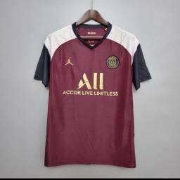 2020 / 2021 Camisa De Futebol Psg III