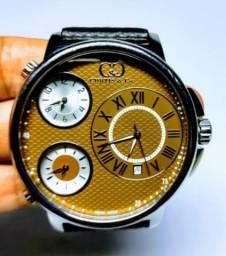 Curtis & Co. tempo Big World 57 mm feito na Suíça Relógio Edição Limitada Numerada<br><br>