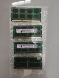Título do anúncio: Memória RAM 4GB DDR3 NOTEBOOK