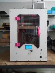 Impressora 3D corexy 20x20x30cm de construção