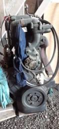 Título do anúncio: Motor OM-314 Turbinado