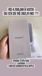 iPhone 11 CPO 128G lacrado
